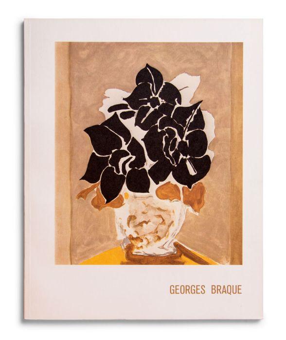 Catálogo : Georges Braque. Óleos, gouaches, relieves, dibujos y grabados