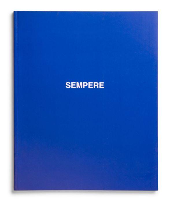 Catalogue : Sempere. Paisajes