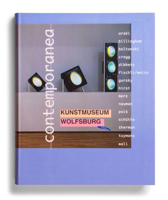 Catálogo : Contemporanea. Kunstmuseum Wolfsburg