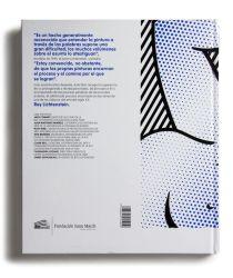 Catálogo : Roy Lichtenstein. De principio a fin