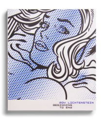 Catalogue : Roy Lichtenstein. Beginning to End