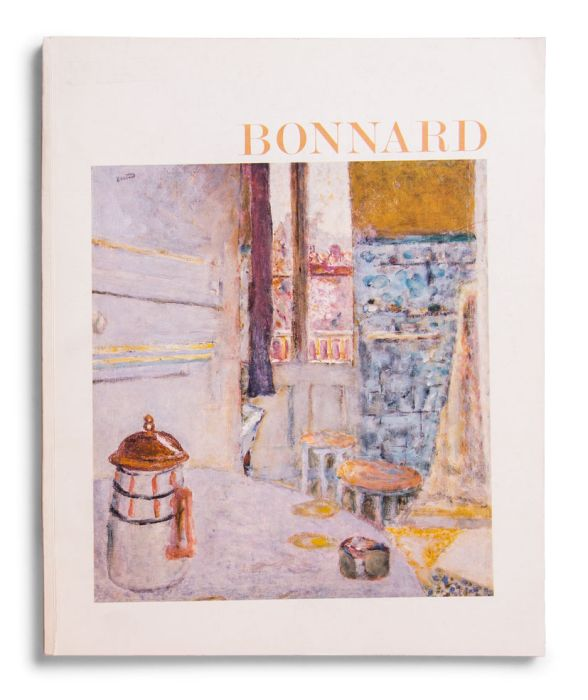 Catalogue : Bonnard