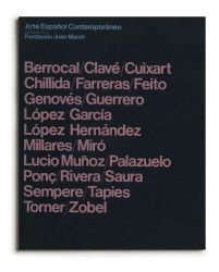 See catalogue details: ARTE ESPAÑOL CONTEMPORÁNEO