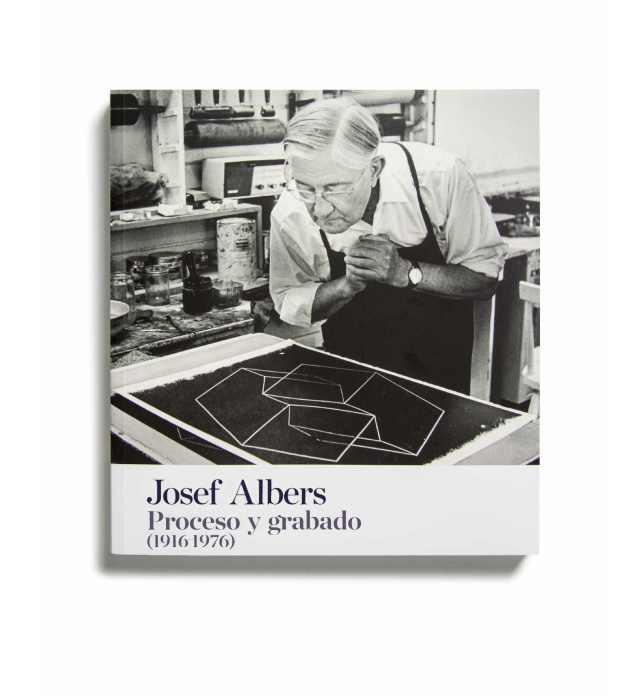 Catalogue : Josef Albers : proceso y grabado (1916-1976)