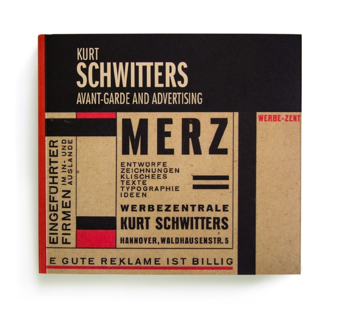 Catalogue : Kurt Schwitters : avant-garde and advertising : [exposición]
