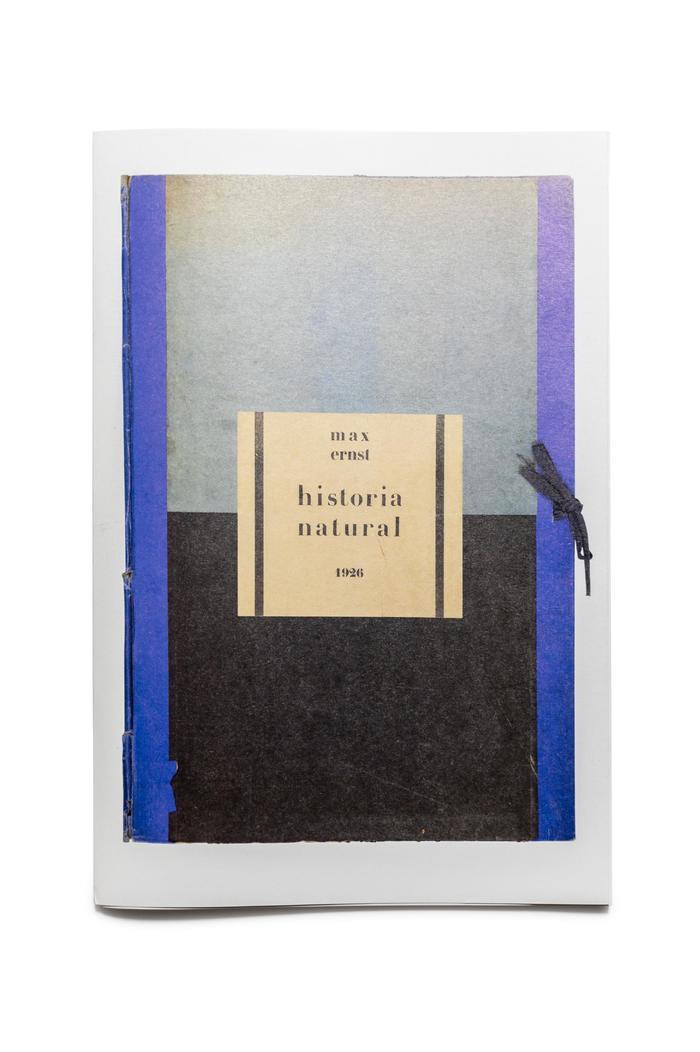 Catalogue : Max Ernst. Historia natural, 1926