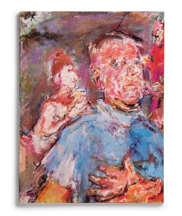 Catalogue : Oskar Kokoschka. Óleos y acuarelas, dibujos, grabados, mosaicos, obra literaria