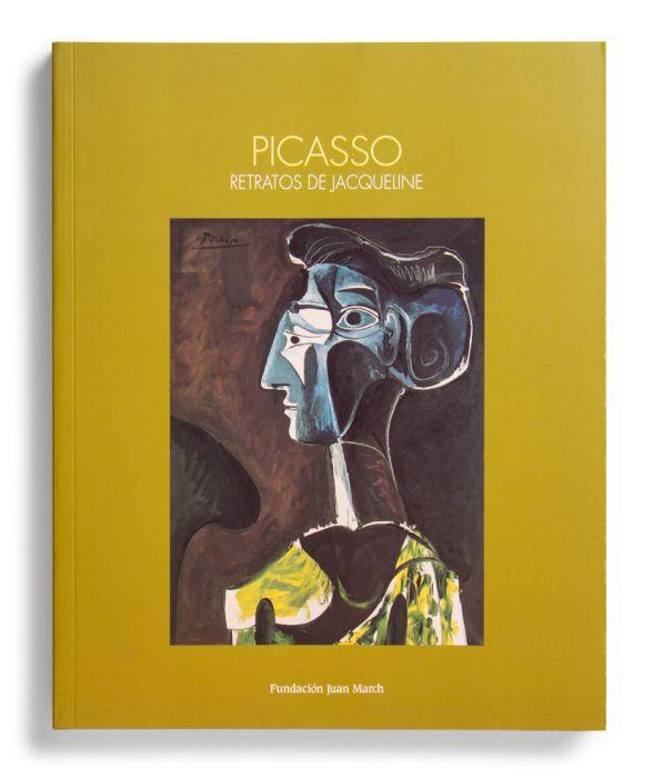Catálogo : Picasso. Retratos de Jacqueline
