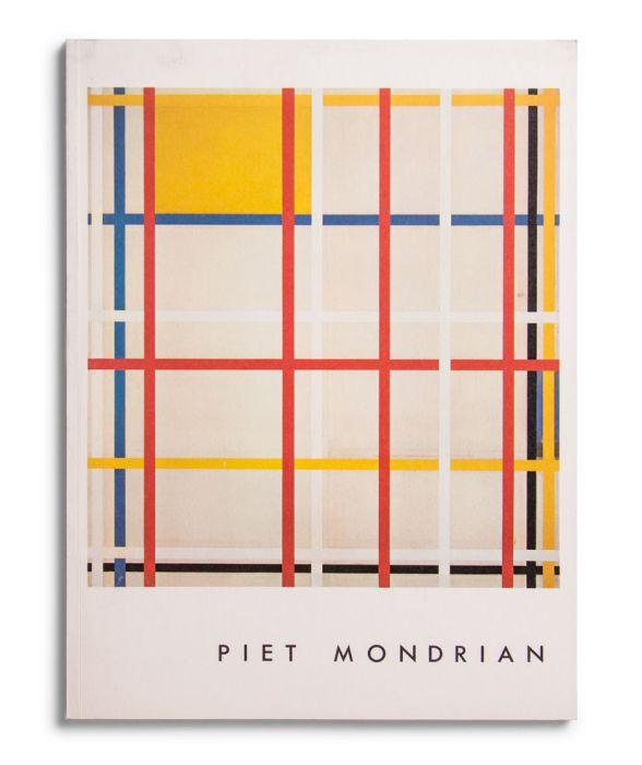 Catalogue : Piet Mondrian. Óleos, acuarelas y dibujos