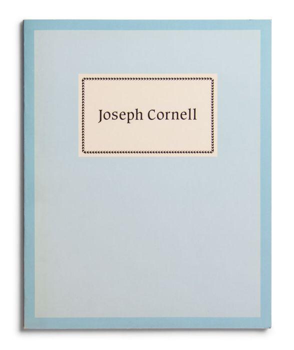 Catálogo : Joseph Cornell