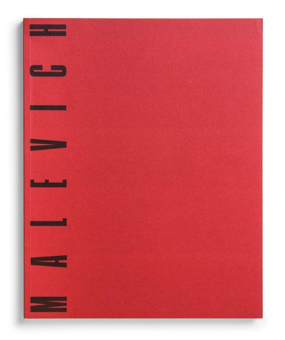 Catalogue : Malevich. Colección del Museo estatal ruso, San Petersburgo