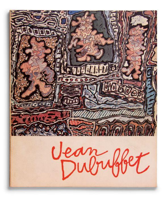 Catálogo : Jean Dubuffet