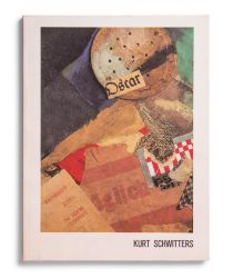 Kurt Schwitters [cat. expo. Fundación Juan March, Madrid]. Madrid: Fundación Juan March, 1982