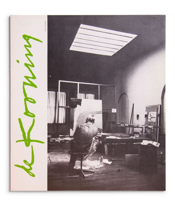 Catalogue : Willem De Kooning. Obras Recientes