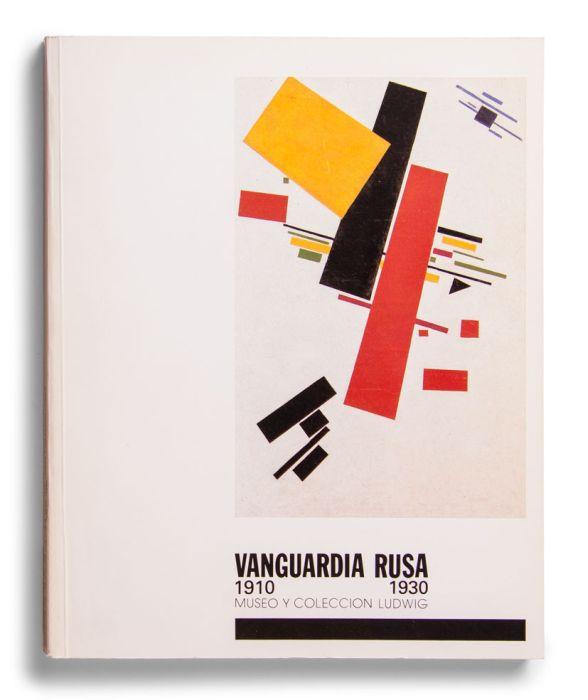 Catálogo : Vanguardia rusa (1910-1930). Museo y colección Ludwig