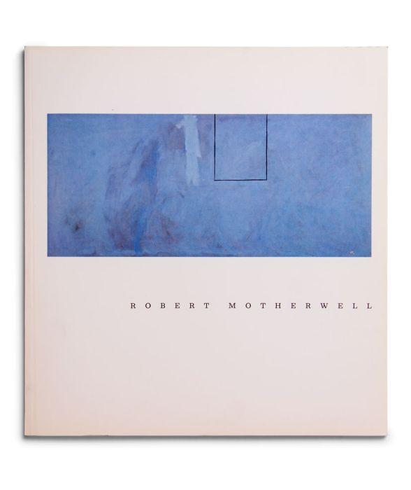 Catálogo : Robert Motherwell
