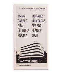 Exposición becarios de artes plásticas V [cat. expo. Fundación Juan March, Madrid]. Madrid: Fundación Juan March, 1979