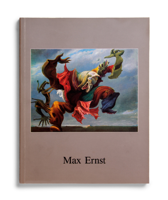 Catalogue : Max Ernst