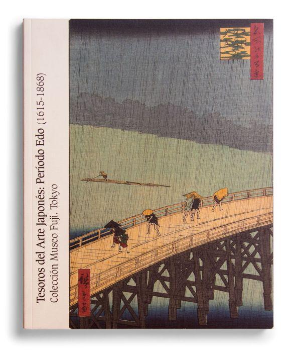 Catálogo : Tesoros del arte japonés. Período Edo (1615-1868)