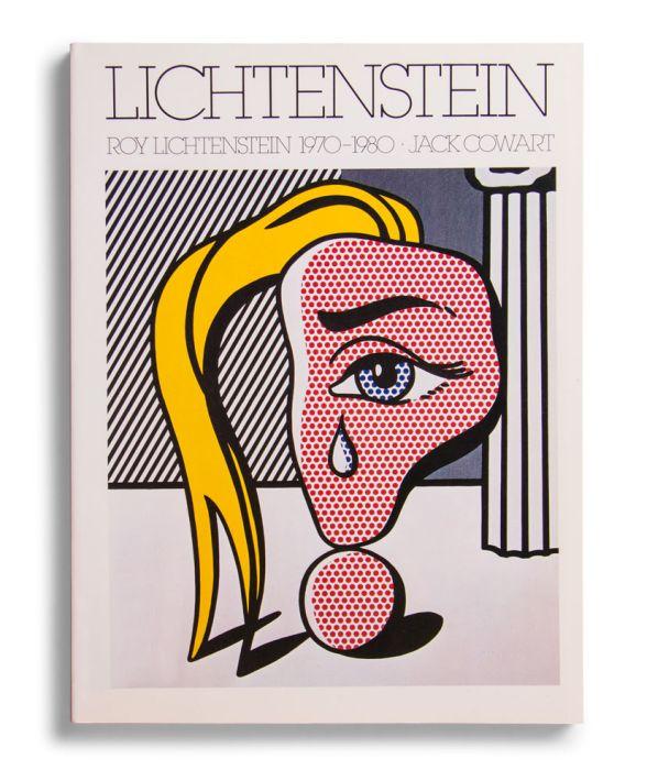 Catálogo : Roy Lichtenstein (1970-1980)
