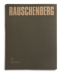 Catálogo : Rauschenberg