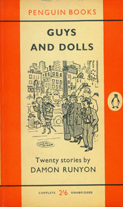 Front Cover : Guys and dolls