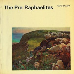 Cubierta de la obra : The Pre-Raphaelites