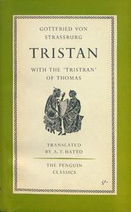 Cubierta de la obra : Tristan