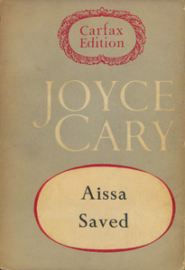 Front Cover : Aissa saved