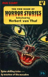 Cubierta de la obra : Horror stories