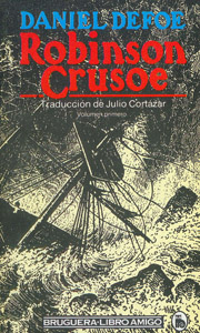 Front Cover : Robinson Crusoe