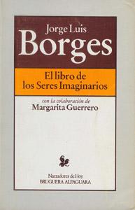 Cubierta de la obra : El libro de los Seres Imaginarios