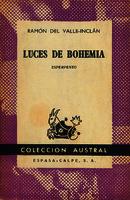 Ver ficha de la obra: Luces de bohemia