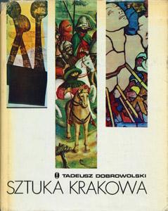Cubierta de la obra : Sztuka Krakowa