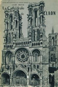 Cubierta de la obra : La Cathédrale de Laon