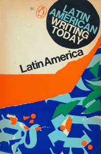 Front Cover : Latin American writing today