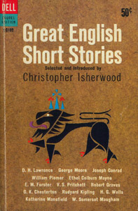 Cubierta de la obra : Great English short stories