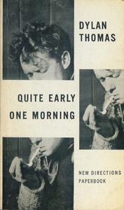 Cubierta de la obra : Quite early one morning