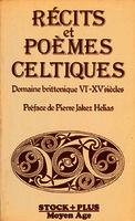 See work details: Récits et poèmes celtiques