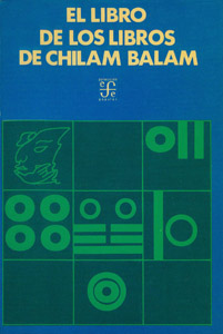 Cubierta de la obra : El libro de los libros de Chilam Balam