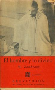 Front Cover : El hombre y lo divino