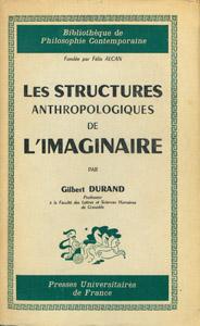 Cubierta de la obra : Les structures anthropologiques de l'imaginaire