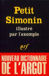 Front Cover : Petit Simonin illustre par l'exemple