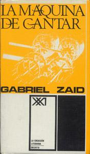 Front Cover : La máquina de cantar