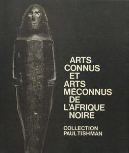 Front Cover : Arts connus et arts méconnus de l'Afrique noire