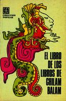 Ver ficha de la obra: libro de los libros de Chilam Balam