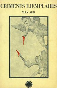 Cubierta de la obra : Crímenes ejemplares