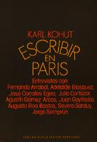 Ver ficha de la obra: Escribir en París