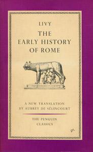 Cubierta de la obra : The early history of Rome
