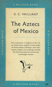 Cubierta de la obra : The aztecs of Mexico